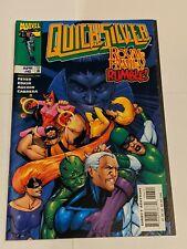 Quicksilver #6 April 1998 Marvel Comics Peyer Aucoin Cabrera