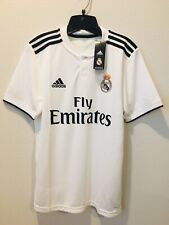 Real Madrid Authentic Adidas Men's Club Team Home Stadium Jersey Size L Dh3372