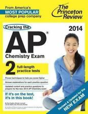 College Test Preparation: Cracking the AP Chemistry Exam, 2014 Edition (Revised)