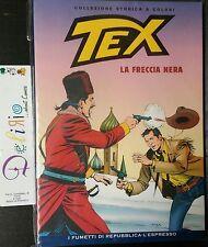 TEX N.36  LA FRECCIA NERA - SCONTO 11%