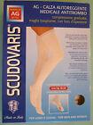 Calze Antitrombo compressione medicale coppia Autoreggenti Scudovaris 18-24mmHg