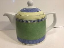 Royal Doulton Carmina Teapot - MINT