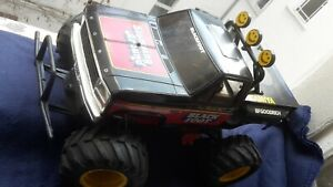Tamiya Blackfoot 1:10 RC ferngesteuerter Monstertruck (1986) Original/ kein ReRe