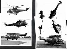 Puma 330 ( hélicoptères) 30 Photos N&B - 9cm / 14 cm - Aviation