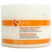 NutriRich Mask Barex ® Intensely Replenishing Dry Damaged Hair Secchi Sfibrati