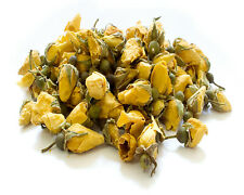 Dried Yellow Rose Buds, Cake Decor Tea Craft Garnishes Wedding Confetti