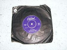 "Kingston  Trio  Tom  Dooley  /   Ruby   Red   1958   7""   Vinyl   Single  Record"