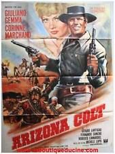ARIZONA COLT Affiche Cinéma / Movie Poster MICHELE LUPO / WESTERN SPAGHETTI 1966