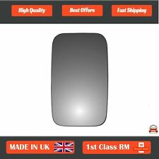 Right side Flat Wing door mirror glass for LDV 400 convoy pilot 93-06 heated