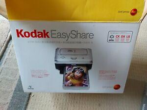 Kodak Easyshare Printer Dock Unused And Kodak Easyshare Camera Used