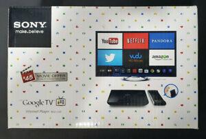 Sony NSZ-GS8 Google TV Internet Media Player - FACTORY SEALED RARE