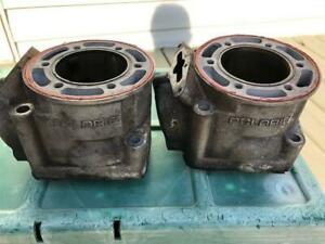 """Used Cylinders (3021334)  Came off POLARIS 500 XC SP VES/LIBERTY MOTOR   """"SALE"""""""