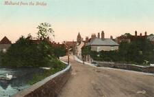 Midhurst from the Bridge unused old pc Valentines
