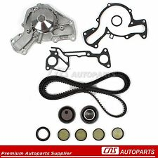 Mitsubishi 3000GT Stealth Turbo 3.0L DOHC 6G72T Timing Belt Water Pump Kit 6G72