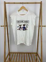 VTG Miami Mice 80s Miami Vice Parody Thin Sleeveless Top Shirt Size XL