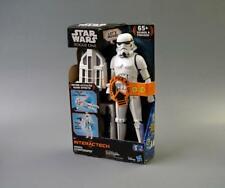"Star Wars Stormtrooper 12"" Disney Interactech Figure, Vintage, Carded. New."