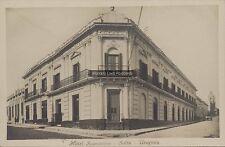 URUGUAY SALTO HOTEL SCANAVINO  REAL PHOTO
