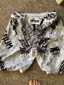 Venum MMA BJJ Shorts Size 34-36