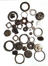 Machine Parts, Gears, Cogs, Etc. Steampunk Altered Art Mixed Media - Over 1 Lb!