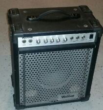 WASHBURN BASS AMP BAD DOG MODEL BD30B PASSIVE ACTIVE  EFFECTS GUITAR AMPLIFIER