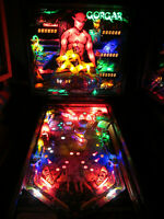 GORGAR Complete LED Lighting Kit custom SUPER BRIGHT PINBALL LED KIT