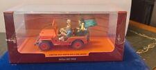 Metal coche modelo 1:43 tim y Tintín Tintin Collection pato citroen 2 CV Belge