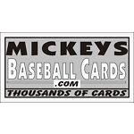 Mickeys Baseball Cards and More
