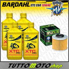 KIT TAGLIANDO OLIO BARDAHL + FILTRO MV AGUSTA BRUTALE 675 2012-2017
