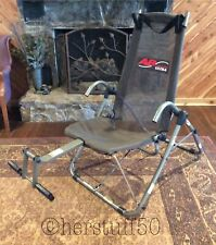 AB LOUNGE ULTRA ABDOMINAL CORE FITNESS EXERCISE CHAIR
