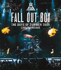 FALL OUT BOY - BOYS OF ZUMMER: LIVE IN CHICAGO   BLU-RAY NEW+