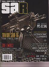 SAR SMALL ARMS REVIEW MAGAZINE JAN/FEB 2014