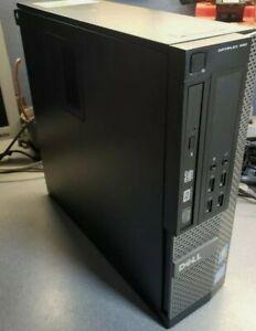 Dell Optiplex 990 SFF Desktop PC Intel i5-2400 @3.10Ghz 4GB 500GB HDD Win 10