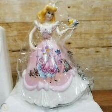 "RARE CENDRILLON ""Wish dresses"" DISNEY Bradford Exchange figurine/statuette NEUF"
