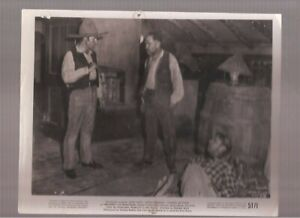 "Original 1951 Alan Ladd ""Branded"" publicity photo"