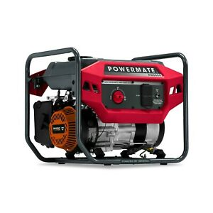 Powermate 8090 - PM2000 2,000 Watt Portable Generator, 49 ST/CSA