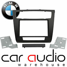 BMW 1 Series E87 E90 2007 On Car Stereo Double Din Fascia Facia Panel DFPK-06-02