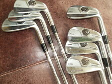TAYLORMADE TP MB IRONS 4-PW - PROJECT X 6.5 SHAFTS