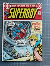 DC SUPERBOY #195 1ST APP OF WILDFIRE LEGION OF SUPER-HEROES