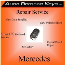 MERCEDES BENZ FLIP Remote key Battery replacement & repair service