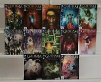 Gotham By Midnight 1-12 + Annual Complete DC 2014 Set Series Run Lot VF/NM