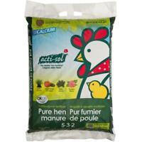 10kg 5-3-2 Hen Manure All Purpose Fertilizer