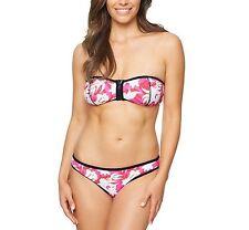 Piping Hot Ladies Swimwear Bikini Set Surf Fabric  Size 12 RRP $50