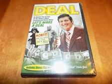 LET'S MAKE A DEAL TV Game Show Monty Hall Behind the Scenes Documentary DVD NEW