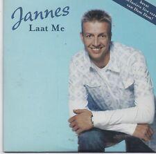 Jannes -Laat Me cd single