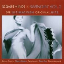 PERRY COMO/MEL TORMO/DORIS DAY/+ - SOMETHING SWINGIN' VOL.2 2 CD JAZZ SWING NEU
