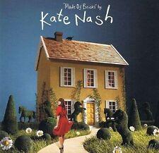 KATE NASH Made Of Bricks CD Album Fiction 1743143 2007