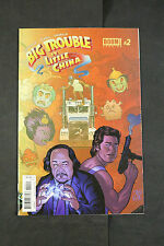 Big Trouble In Little China #2 Joe Quinones Incentive Variant Edition Cover