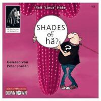 PETER JORDAN - RALF LINUS HÖKE: SHADES OF HÄ?  CD  HÖRBUCH  NEU