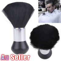 Brush Clean Neck Salon Stylist TU Duster Hair Cutting Black Barber Hairdressing