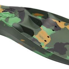 Jet Fins w/springheel straps Green Camo XXL